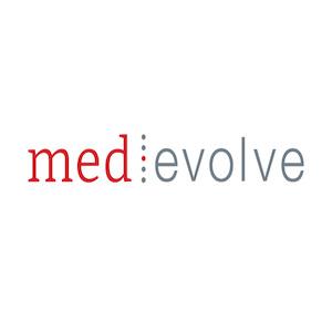 Med Evolve logo