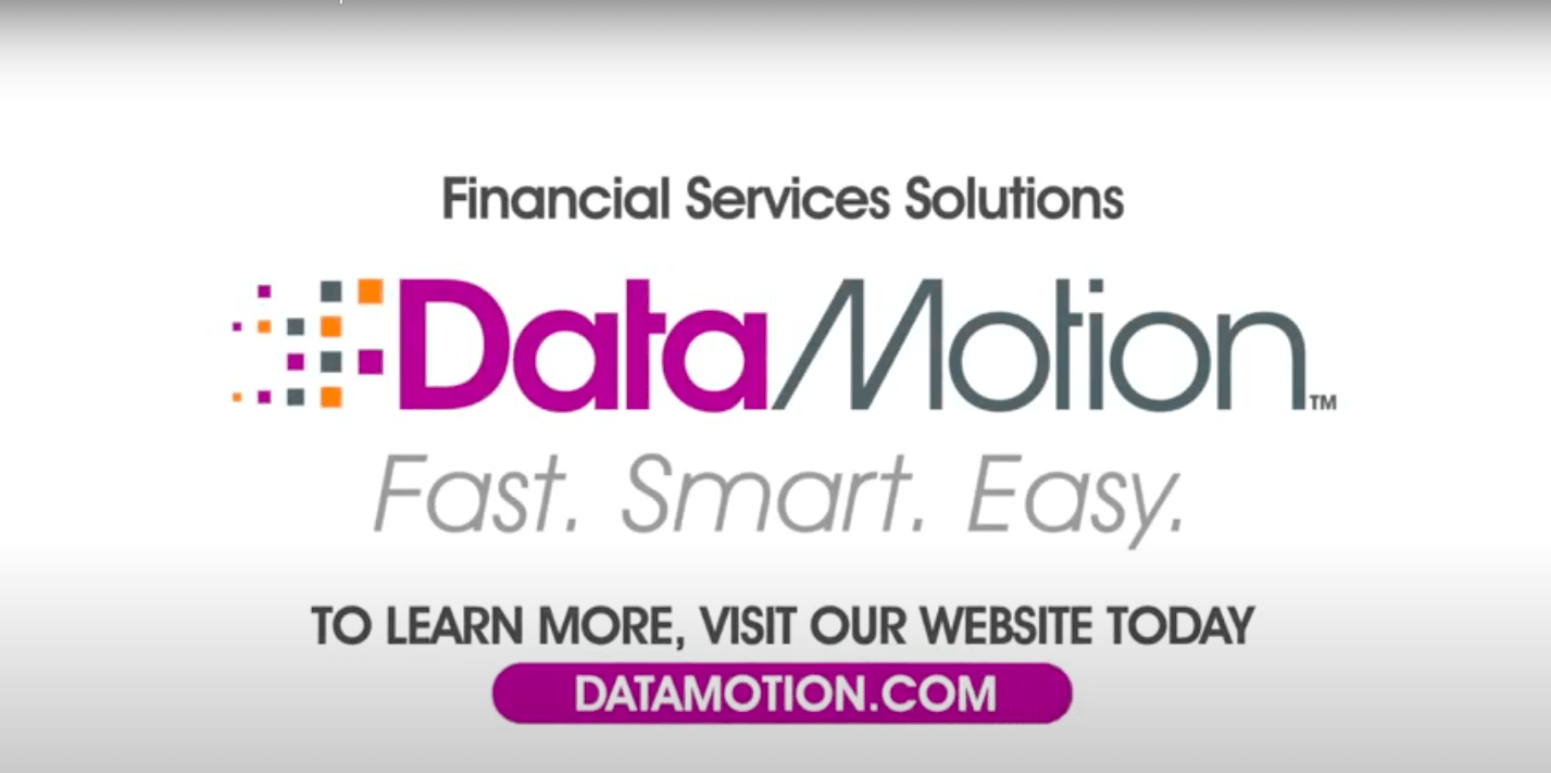 Financial Services Solutions from DataMotion
