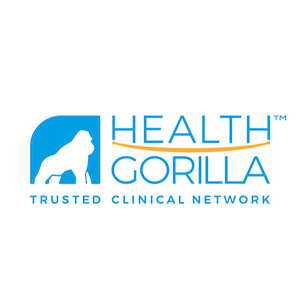 Health Gorilla Trusted Clinical Network logo