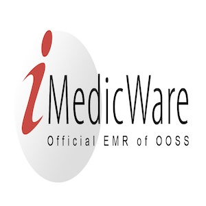 MedicWare Official EMR of OSS logo