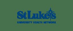 St. Luke's University Health Network logo